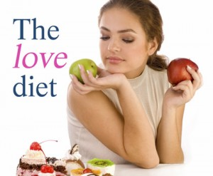 The love diet - throw out the diets and love yourself